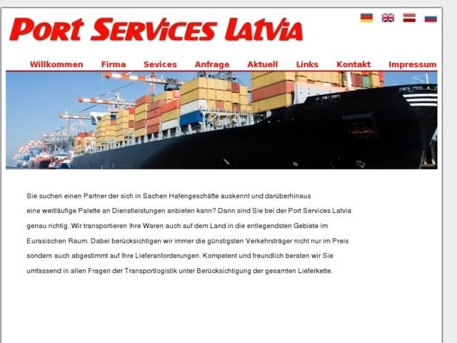 Parking service Latvia, SIA